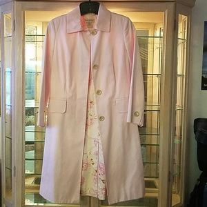 Banana Republic Pink coat
